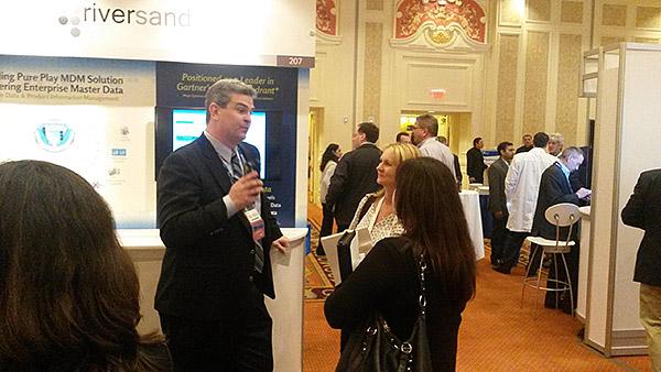 Gartner Enterprise Information and MDM Summit 2014 Vegas Recap - Andrew Simpson