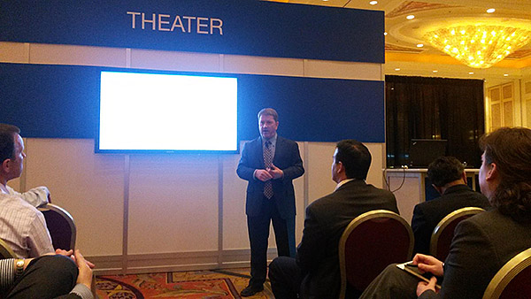"""Brett Hopkins, Schneider Electric's Building Business, Speaks About """"Simplifying and Speeding Digital Selling: PIM at Schneider Electric"""" at Gartner's Enterprise Information and MDM Summit 2014 in Las Vegas"""