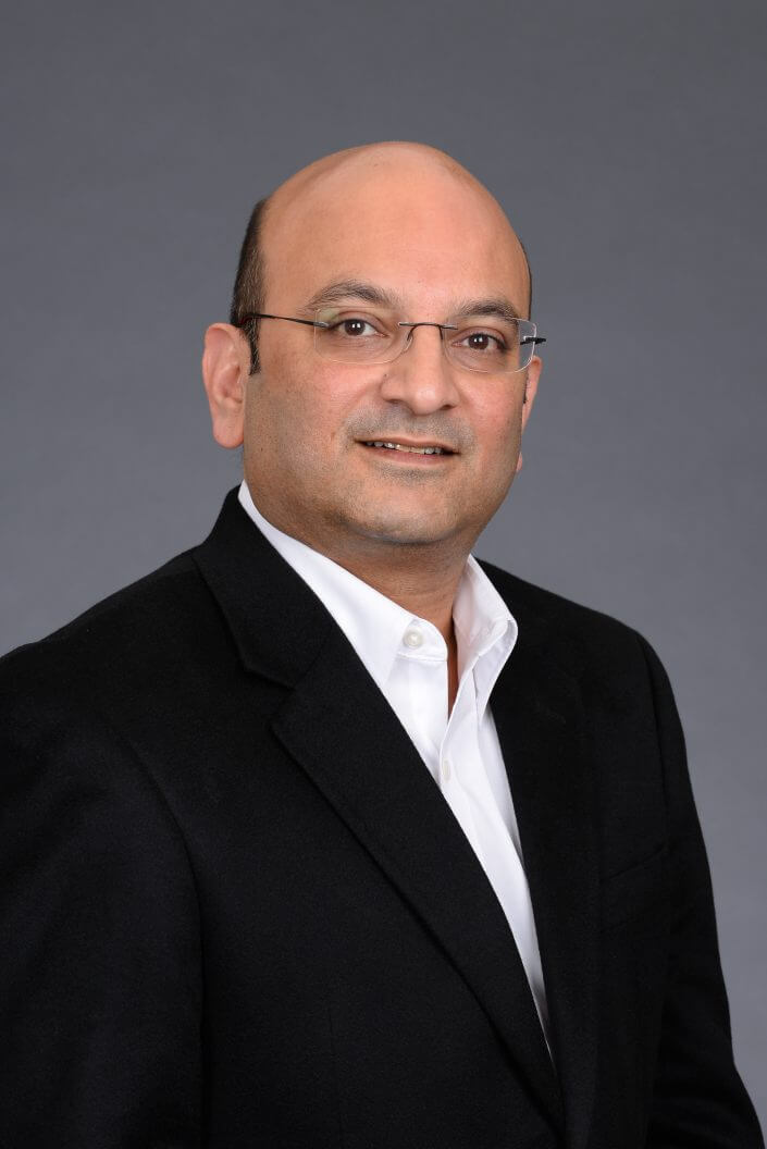 Anil Kini, Co-Founder & CTO