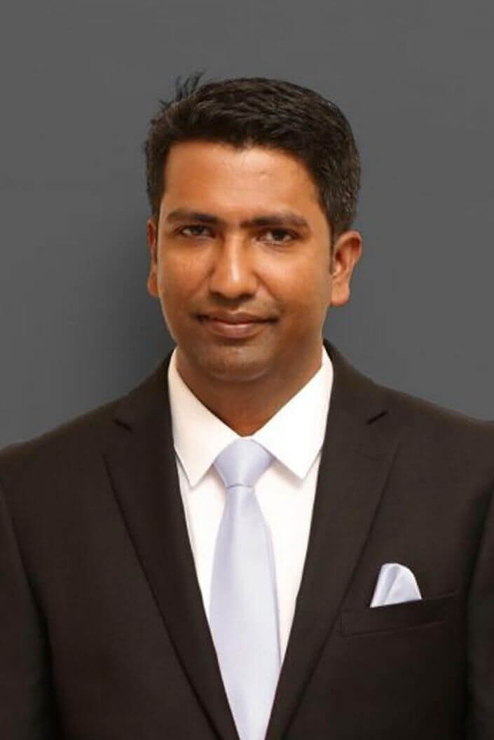 Muku Ramani, GM, Operations Indien