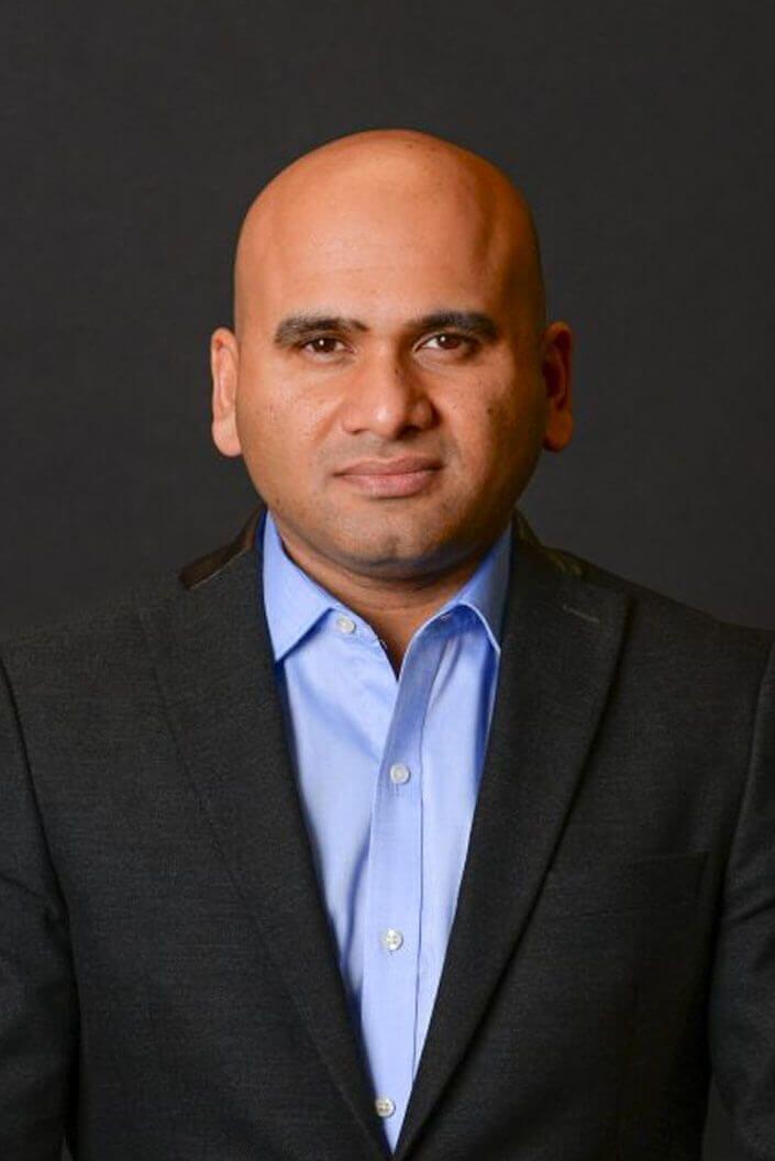 Ninad Raikar, VP, Professional Services