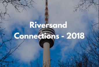 Riversand Connections 2018 • Stuttgart, Germany • October 17-18
