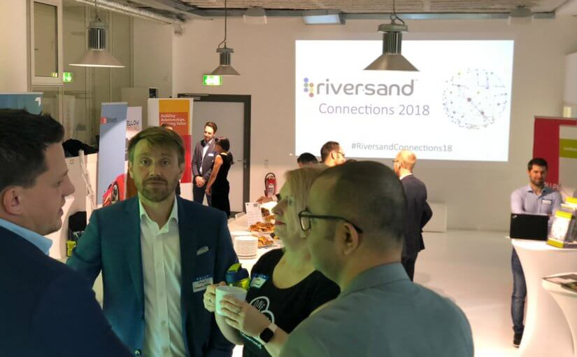 "October's Big Data ""Fest"" with Riversand in Germany"