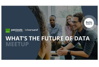 """What's the future of data"" meetup in Berlin"