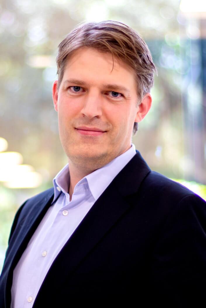 Mikkel Jensen, EVP, Europe and Middle East