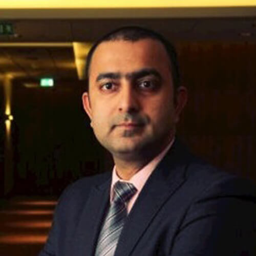 Sachin Kumar, Regional VP, Customer and Partner Success