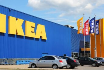 Ikea was saved by online sales during lockdown