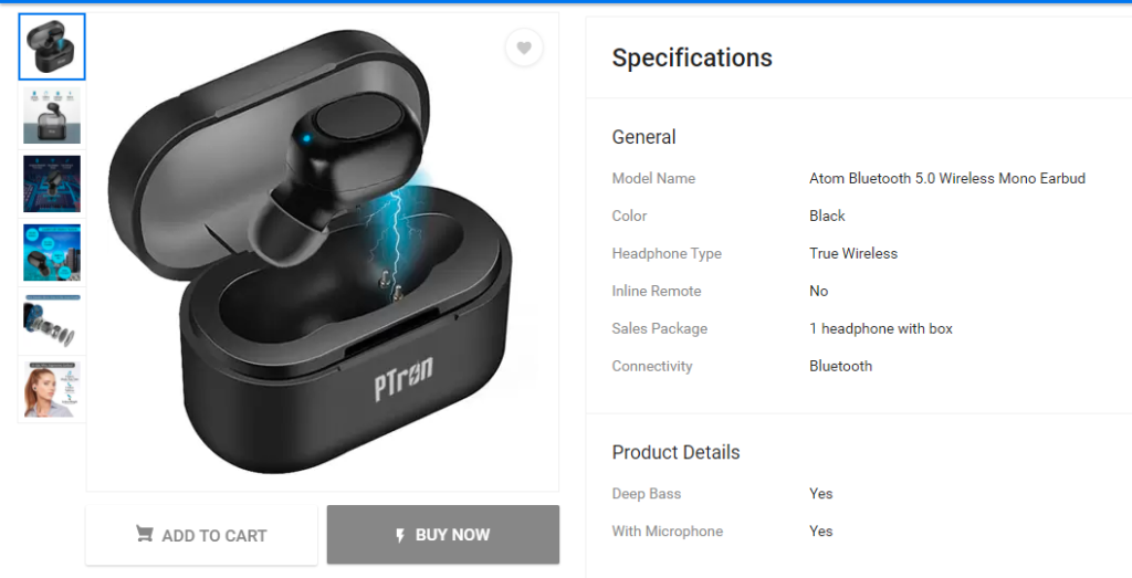 Flipkart eCommerce PIM