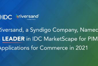 Riversand, a Syndigo Company, Named a Leader in IDC MarketScape for PIM Applications for Commerce in 2021